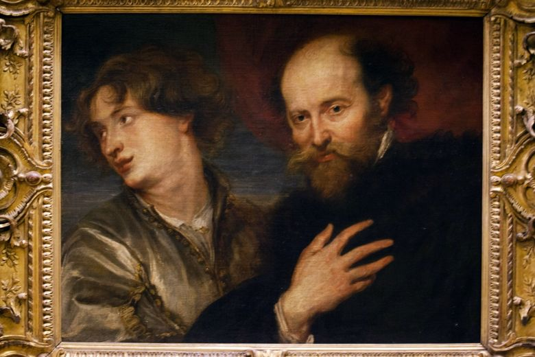 Peter Rubens és Anthony Van Dyck   Peter Rubens
